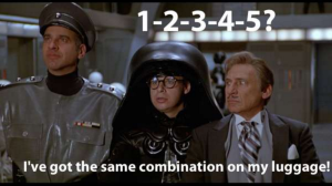 Screenshot from Spaceballs 1987